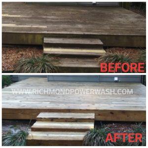 Deck Cleaning Regency, VA 23229