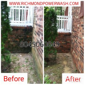Brick House Cleaning in Asland, VA