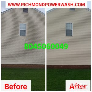 Richmond Power Wash House Cleaning In Regency, VA 23229