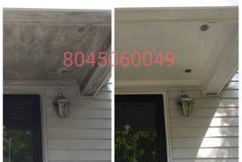 Richmond Power Wash Porch Cleaning In Mechanicsville, VA 23116