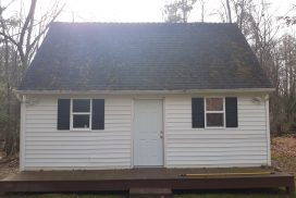 Garage Roof Cleaning in Chesterfield, VA 23832 After picture