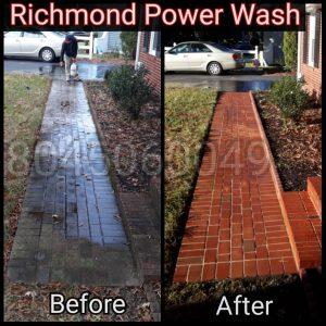 Sidewalk Cleaning in Henrico, VA 23228