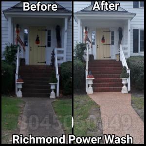 Sidewalk Aggregate Cleaning Short Pump, VA