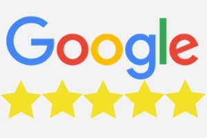 google 5 star for power washing