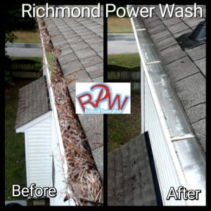 Gutter-Cleaning-in-Glen-Allen-Va-23059
